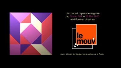Hocus Pocus - Concert Prive (At Studio 104) (2010)
