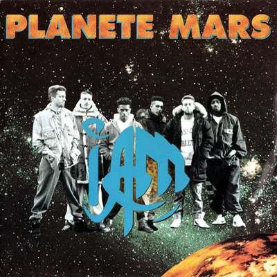 IAM - Planete Mars (1992)