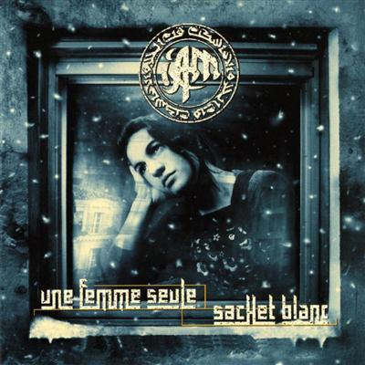 IAM - Une Femme Seule Sachet Blanc (1994)