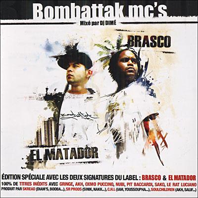 Bombattack MC's (2006)