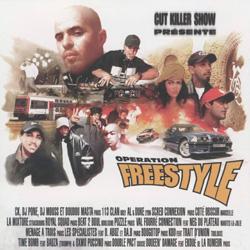DJ Cut Killer - Operation Freestyle (1998)