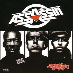 Assassin - Note Mon Nom Sur Ta Liste! (1991)