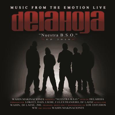 Delahoja - Nuestra B.S.O. (2010)