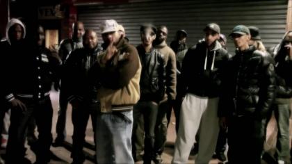 Canardo feat. Alibi Montana, Zesau, Movila & Moubaraka - Ghetto United