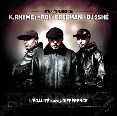MC Arabica - L'egalite Dans La Difference (2007)