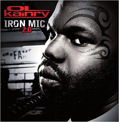 Ol Kainry - Iron Mic 2.0 (Instrumentals) (2010)