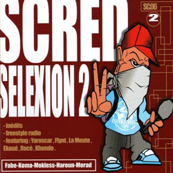 Scred Connexion - Scred Selexion Vol. 2 (2002)