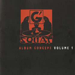 G'Squat - Album Concept Vol. 1 (1996)
