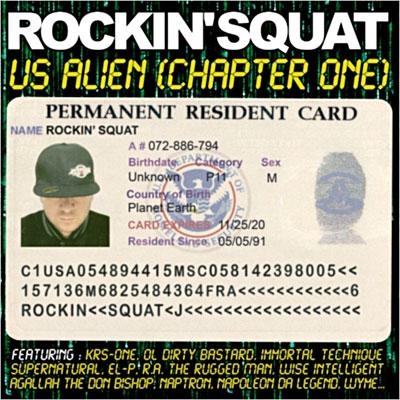 Rockin' Squat - U.S. Alien (Chapter One) (2011)