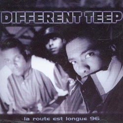 Different Teep - La Route Est Longue (1996)