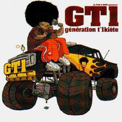 DJ Cut Killer & Al Peco - GT1 Generation T'1kiete (2005)