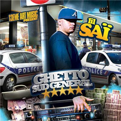 Lil' Sai - Ghetto Sud General (2011)