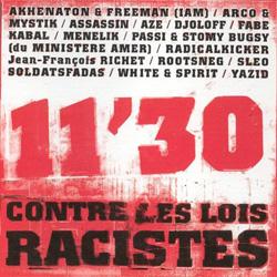 11'30 Contre Les Lois Racistes (1997)