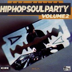 DJ Cut Killer & DJ Abdel - Hip-Hop Soul Party Vol. 2 (1996)