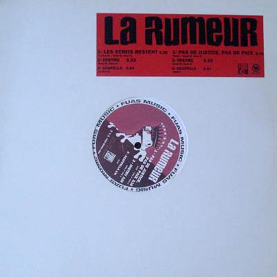 La Rumeur - L'entre Volets (1999)