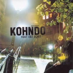 Kohndo - Tout Est Ecrit (2003)