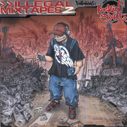 Rockin' Squat - Illegal Mixtape Vol. 2 (2003)