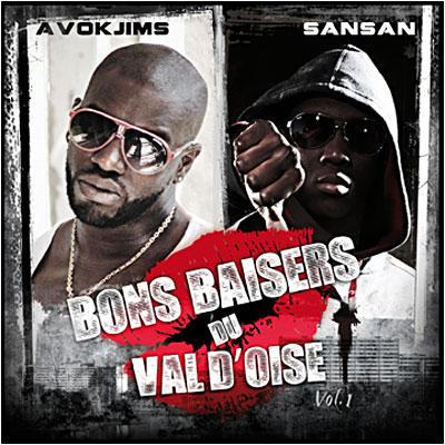 Avok Jims & Sansan - Bons Baisers Du Val D'oise Vol. 1 (2011)