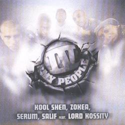 IV My People - IV My People (EP) (1999)