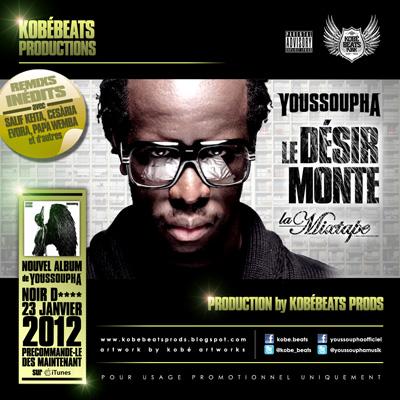 Youssoupha - Le Desir Monte (La Mixtape) (2012)