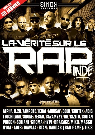 La Verite Sur Le Rap Inde Part. 2 (2012) [DVDRip]