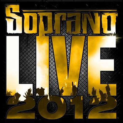 Soprano - E.P. Live 2012 (2012)