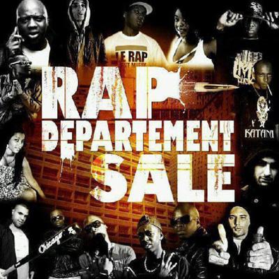 Mineur Enrage - Rap Departement Sale (2012)