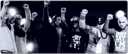 Nakk Mendosa - Invincible (Remix) feat. Dixon, Mokless, Medine, Jeff Le Nerf, Youssoupha, R.E.D.K. & Lino