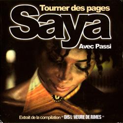 Saya - Tourner Des Pages (2002)