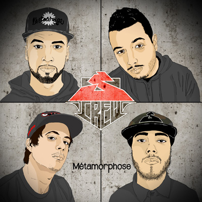 S-Crew - Metamorphose (2012)
