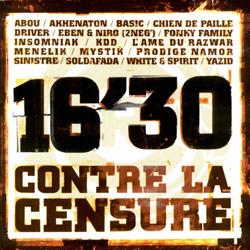 16'30 Contre La Censure (1999)