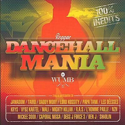 Reggae Dancehall Mania (2008)