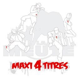 La Meute - Maxi 4 Titres (2007)