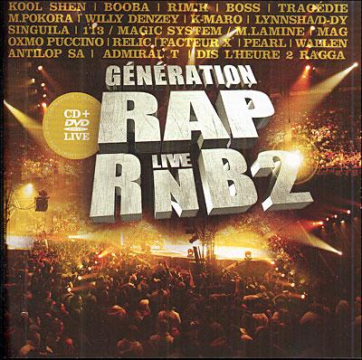 Generation RAP & RnB Vol. 2 (2005)