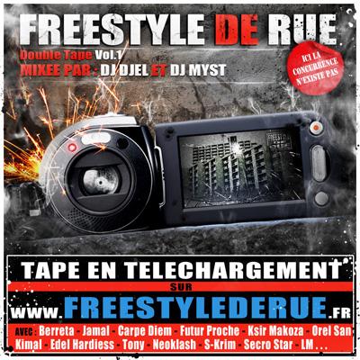 Freestyle De Rue Vol. 1 (2009)