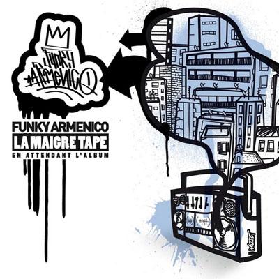 Funky Armenico - Maigre Tape (En Attendant L'album) (2012)