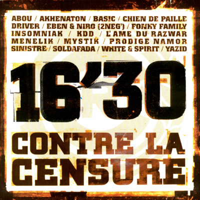 16'30 Contre La Censure (1999)