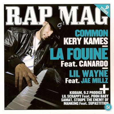 Rap Mag Vol. 51 (2009)