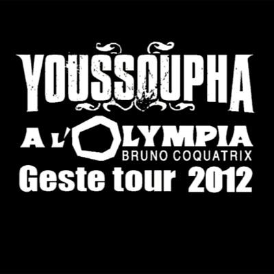 Youssoupha - Geste Tour (A L'olympia Bruno Coquatrix) (2012)