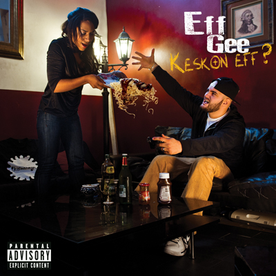 Eff Gee - Keskon Eff (2012)