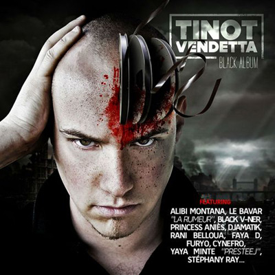Tinot Vendetta - Black Album (2012)