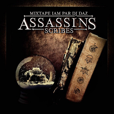 IAM - Assassins Scribes (2012)