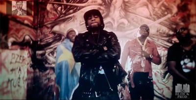 S-Pi feat. La Fouine, Youssoupha, Tito Prince, Kozi, Poison, Grodash - Kinshasa Boss
