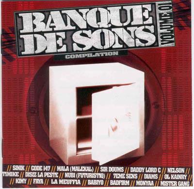 Banque De Sons Vol. 1 (2001)