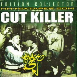 DJ Cut Killer - Special Menage A 3 (Mixtape) (2005)