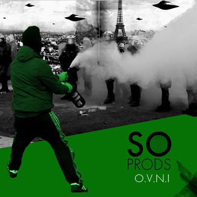 Soprods - O.V.N.I. (2013)