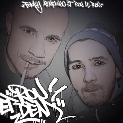 Rou Le Rou & Funky Armenico - Rou & Dem (2013)