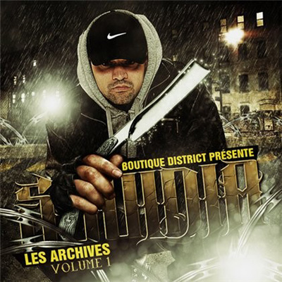 Souldia - Les Archives Vol. 1 (2011)