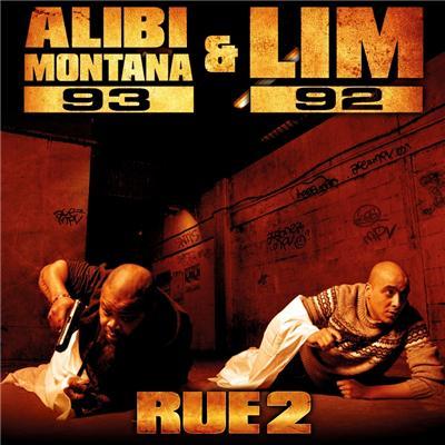 Alibi Montana & LIM - Rue 2 Avant L'album (2013)