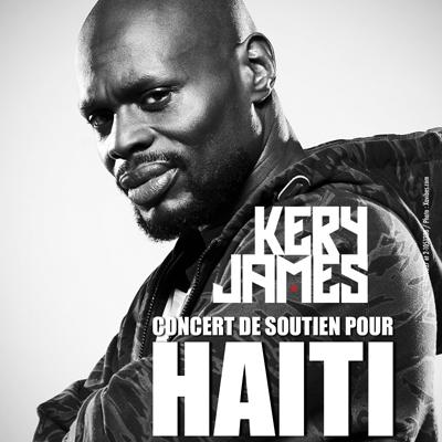 Kery James - Solidarite Haiti (Live Au Bataclan) (2013)